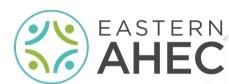 Eastern AHEC Logo