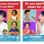 Help share – 877-877 Tool for Families to Find Meals for Children