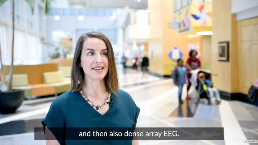 Jessica Cassidy, DPT, PhD, talks about the importance of funding stroke research.