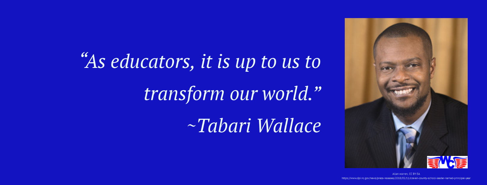 Quote – Tabari Wallace