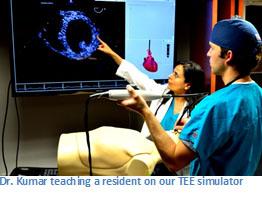 Kumar Teaching TEE