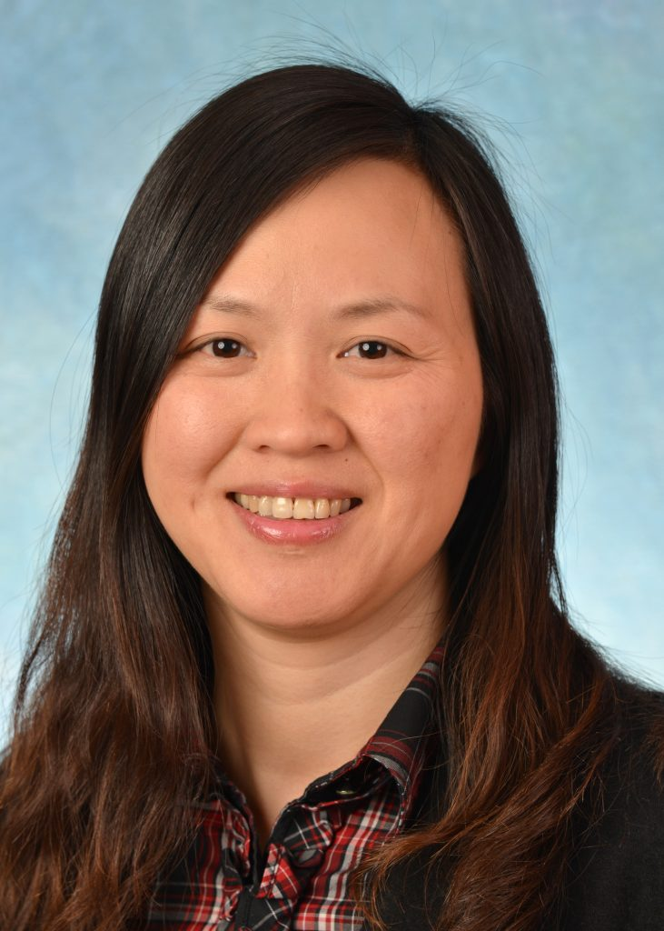 Ling Cai PhD Assistant Prof in Wang lab