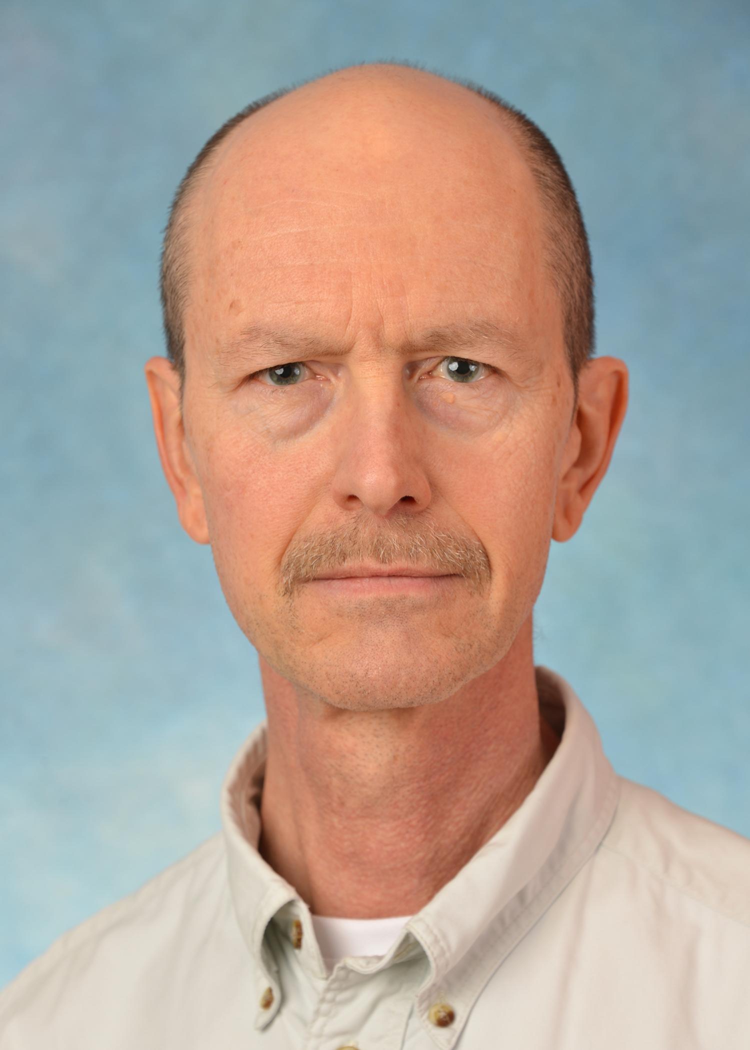photo of Chris Selby PhD of Sancar lab
