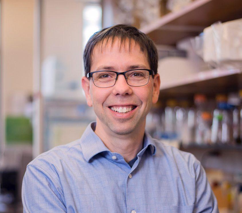 Brian Kuhlman PhD professor of UNC biochemistry and biophysics