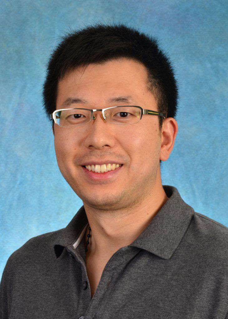 photo of Pengda Liu PhD