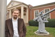 Andrew Hemmert, doctoral student