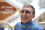 Aziz Sancar, MD, PhD (photo courtesy of Max Englund/UNC)