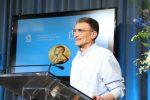 Aziz Sancar, MD, PhD, Nobel Laureate (Photo by Max Englund, UNC School of Medicine)