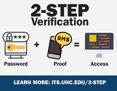 2-Step Verification coming to UNC SOM VPN Sept. 18