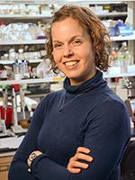 Eliza Peterson, graduate student