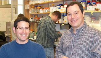 Scott Rothbart, PhD (left) and Brian Strahl, PhD (right)