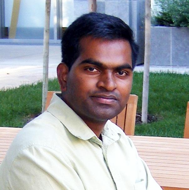 Shobhan Gaddameedhi, PhD