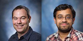 Brian Strahl, PhD and Deepak Jha, PhD