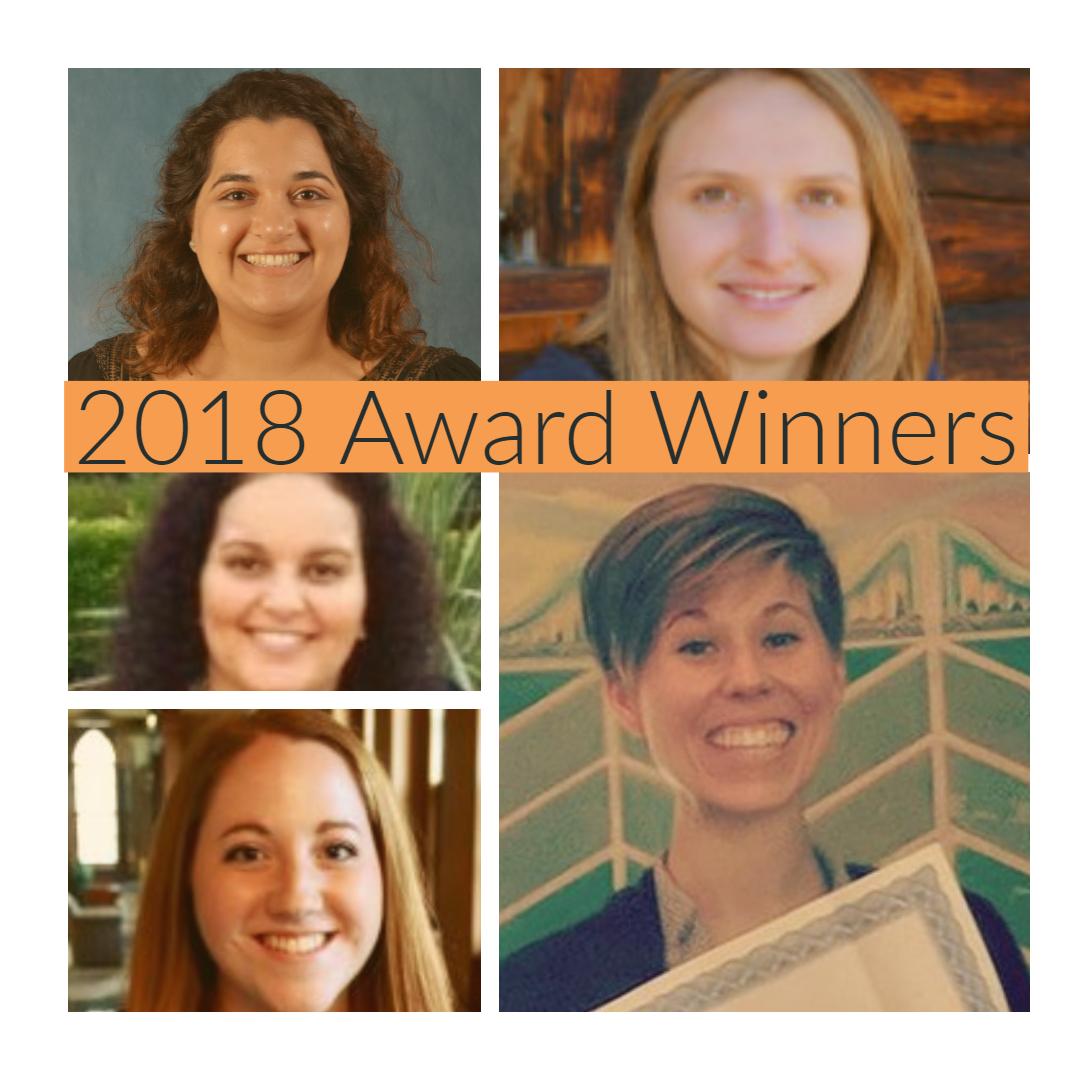 photo of research retreat award winners