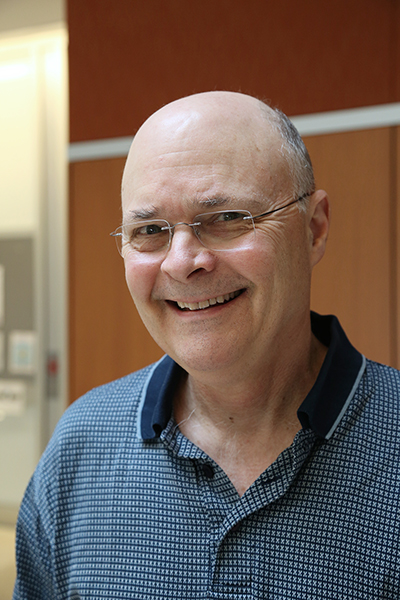 photo of Charlie Carter PhD Professor of Biochemistry and Biophysics at UNC