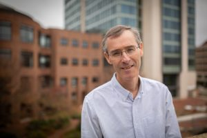 photo of Dale Ramsden, Ph.D., UNC Prof. and Dir. of Graduate Studies for Biochemistry & Biophysics