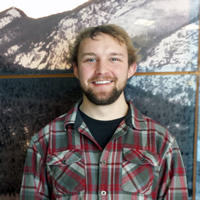 photo of Elliott Wyatt, Graduate Student Maness Lab
