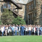 photo of group 2018 UNC School of Medicine Biochemistry and Biophysics Research Retreat