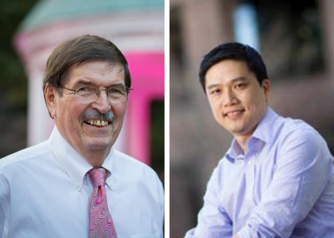 photo of image2 2018 H. Shelton Earp, MD, and G. Greg Wang, PhD,