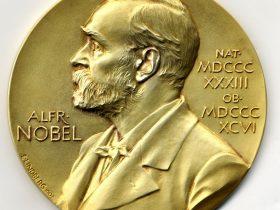 Sancar Nobel medal