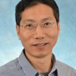 Guochun Jiang PhD, Assistant Professor of Biochemistry and Biophysics Joint appointment in UNC HIV Cure Center (photo credit: Paul Braly of Tarheel Images)