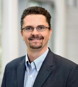photo of Nicholas L. Young PhD Seminar speaker 4-9-19