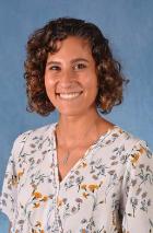 photo of Amelia McCue 2019 Kuhlman lab BBSP graduate student