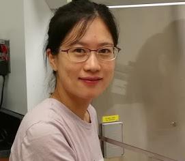 photo of Liu Mei 2018 Cook Lab postdoc
