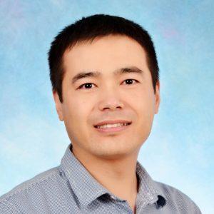 photo of Wentao Li postdoc in Sancar lab