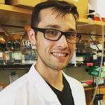 Ben Roberts BCBP graduate student