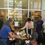 people meeting for teatime August 30 2019