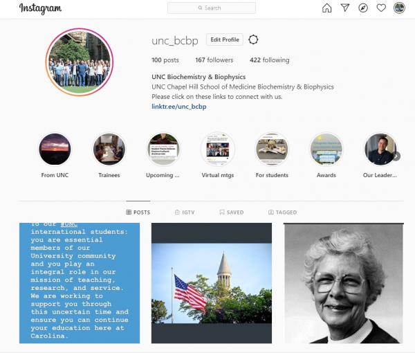 Instagram photo screen shot