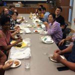 postdocs lunch on 9.18.2019