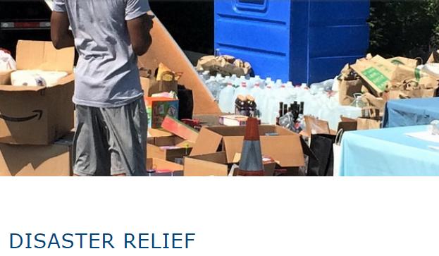 Disaster Relief Effort photo