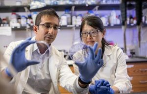 UNC Lineberger's Gaorav P. Gupta, MD, PhD, and Wanjuan Feng, PhD, postdoctoral associate at UNC Lineberger, were corresponding and first authors (respectively) of a publication in Nature Communications.
