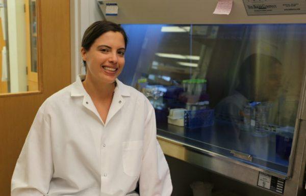 Kathryn Gunn postdoctoral fellow Neher lab