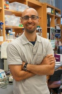 Todd Cohen Adjunct Prof of Biochem 2019