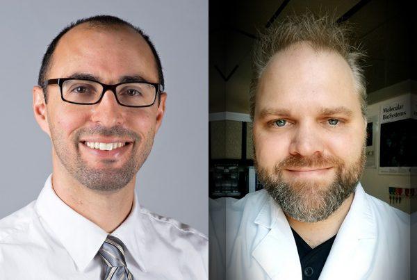Todd Cohen PhD and Jonathan Schisler PhD