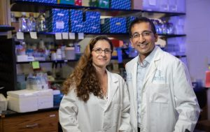Yuliya Pylayeva-Gupta PhD and Gaorav Gupta MD PhD