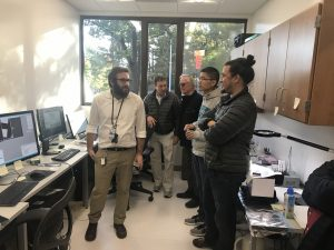 open house of cryoEM core