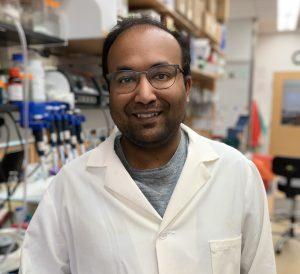 Kanishk Jain postdoctoral fellow Strahl lab 2020