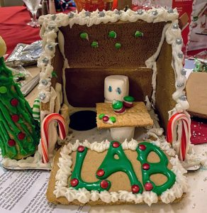 There's snow place like lab