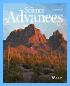 Science advances cover
