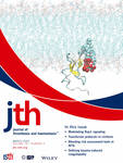 JTH cover photo March 2020 Bergmeier and Campbell lab JTH