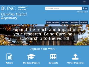 Carolina Digital Repository