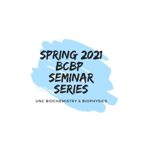 text: Spring 2021 BCBP seminar series