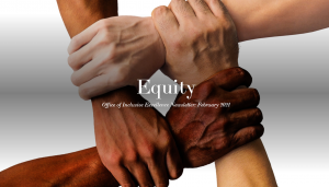 Equity Office of Inclusive Excellence February 2021