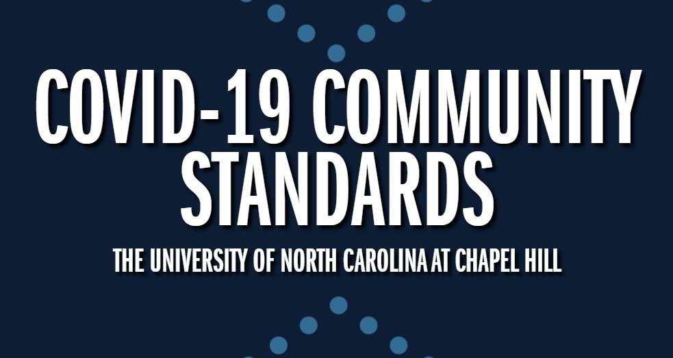 COVID-19 community standards