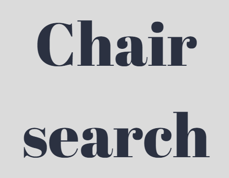 chair search