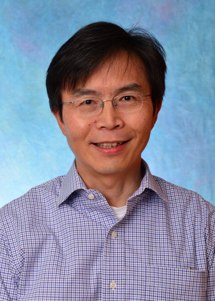 Dr. Weili Lin, headshot